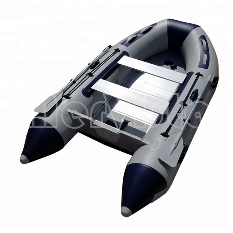 (CE)2018 300 Inflatable Boat High Quality PVC 10ft Aluminum Dinghy Pvc Boat