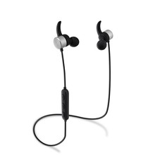 Stylish Stereo Wireless Earphone Wearable Noise Cancelling Multipoint Bluetooth 4.1 Headset--R1615
