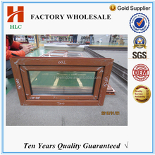 6mm double glazing cheap aluminium awing window for house using