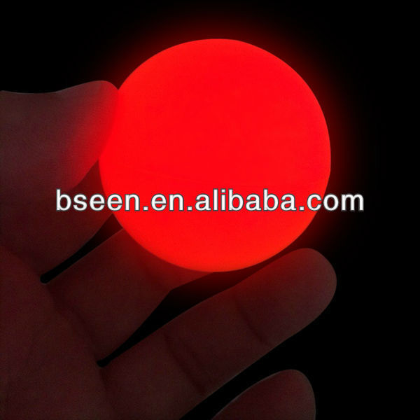 2014 new arrival flashing light ball toy for kids