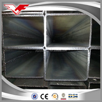 Square/Rectangular Steel Pipe/Tubes Hollow Section Galvanzied / Black Annealing
