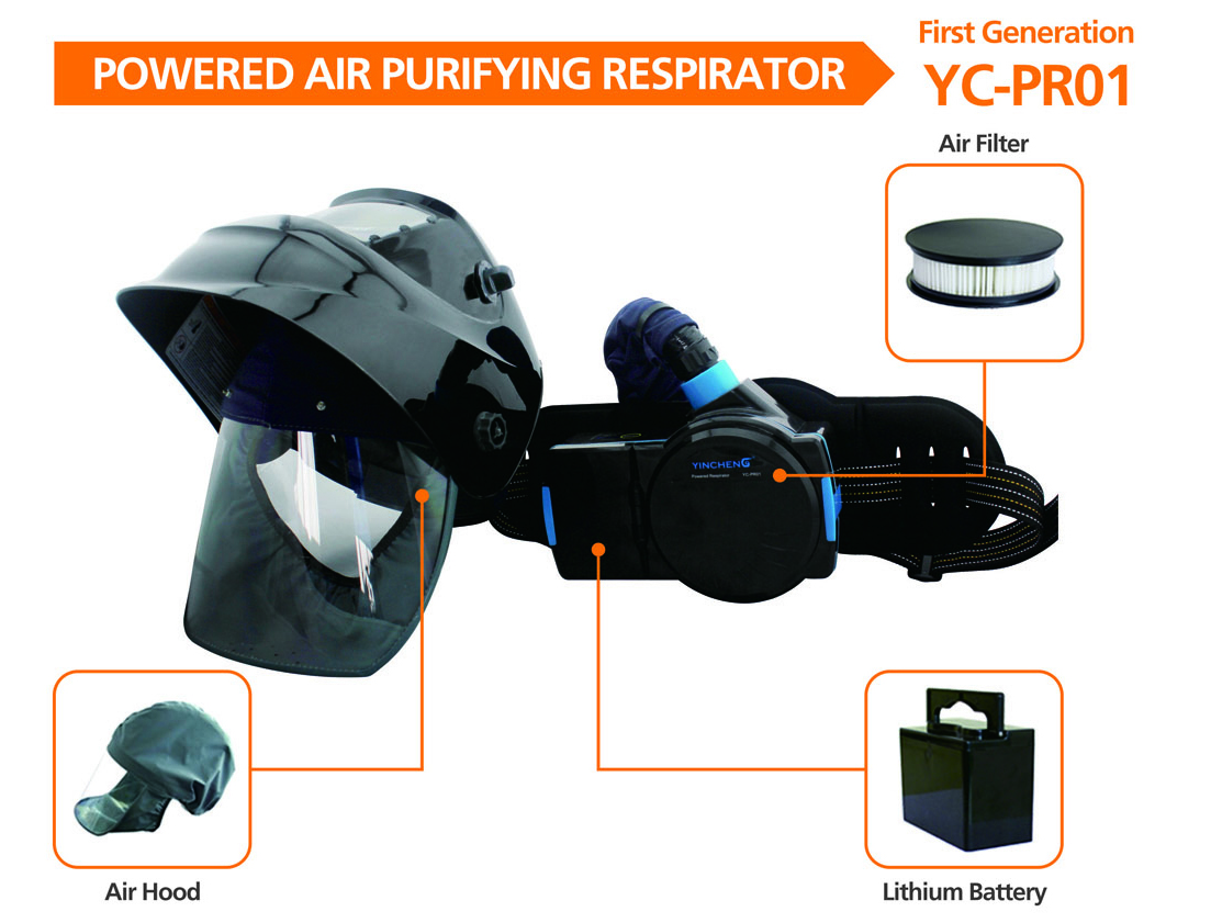 Powered Air Purifying Respirator