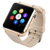 Hot model lady style smart watch ,women bluetooth phone watch, bluetooth watch with sim card