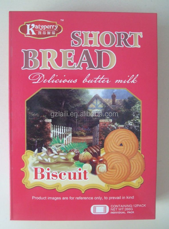 266g Short Bread biscuit for diabetic
