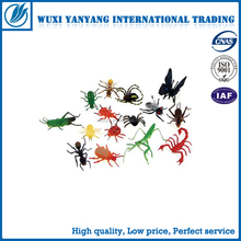 Cheap lifelike pvc insect animal toys, Figure pvc kids toy