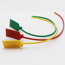 ISO18000-6C Plastic UHF RFID Zip Tie Cable Tag for gas cylinder