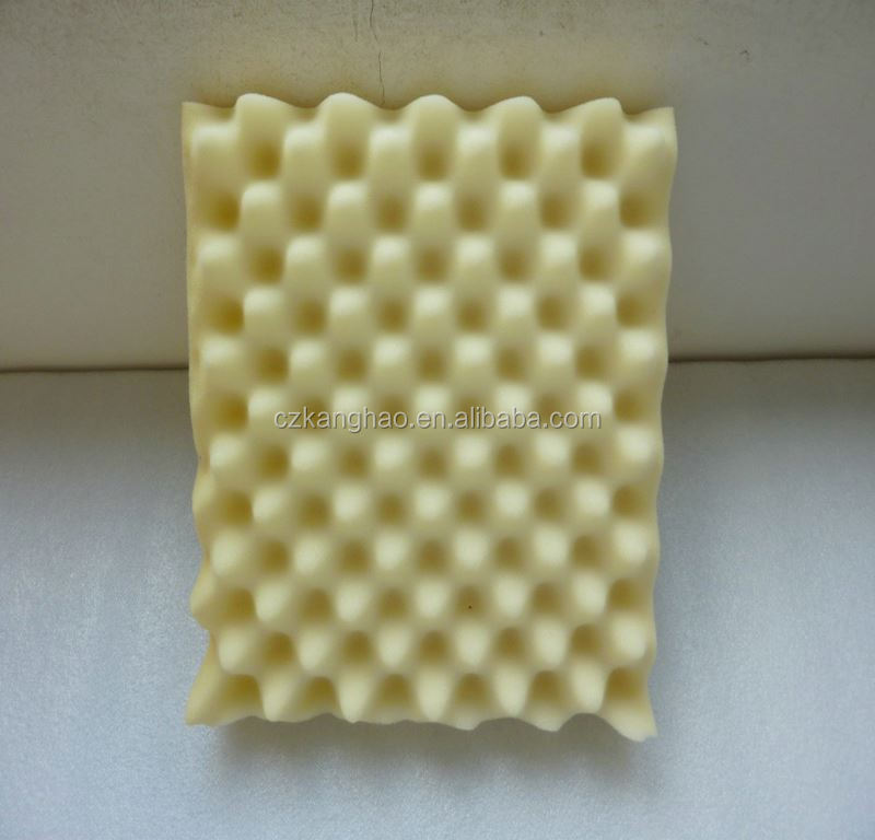 Noise reduction foam sponge/theatre sound foam sponge/acoustic sponge