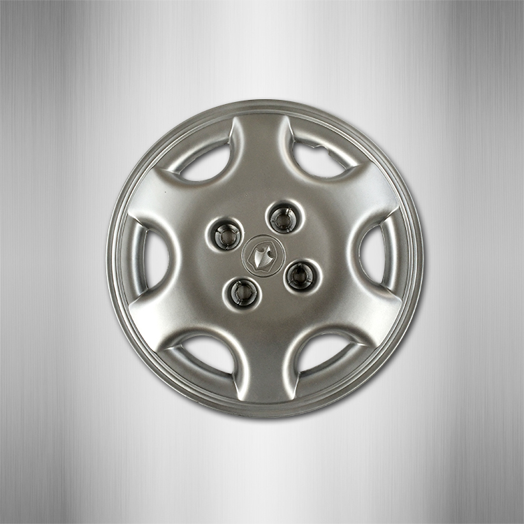 Chinese car mini benben spare wheel cover 13 inch wheel hub cap wheel cover plastic PP material body parts