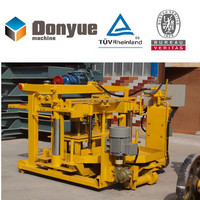 adobe block machine QT40-3A Dongyue Machinery Group