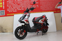 72V20AH 1200W 60km/h Long Range High Clambing Property Adult Electric Motorcycle