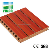 Wooden Acoustical Ceiling /Wall Panel / Celotex Board for Studio