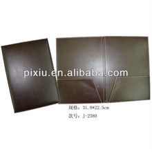 Cheap Price Leather Office Portfolio Folders