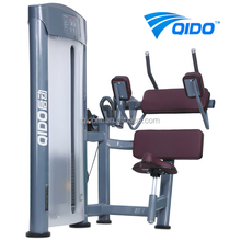 2017 Commercial Abdominal Crunch Machines,Fitness Equipment Gym AB Total Crunch as seen on tv