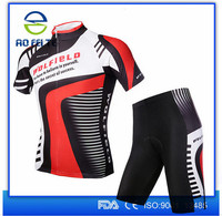 New products Mens Racing Team Cycling Jersey Bicycle Short Sleeve Tops Shirt Wear