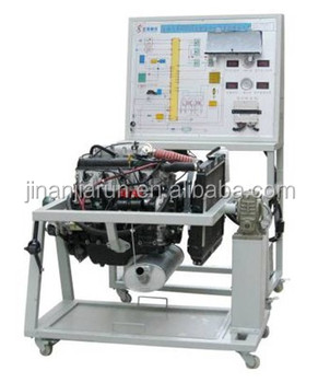 Vocational Automotive Engineering Lab Car Diesel Engine Training System