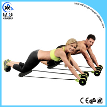 wholesale fitness dual wheel,ab total core pro,smooth ab wheel roller