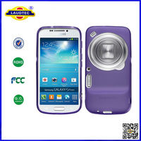 For Samsung Galaxy K S4 Zoom S-Line Translucent Clear TPU Gel Case Back Cover--LAUDTEC