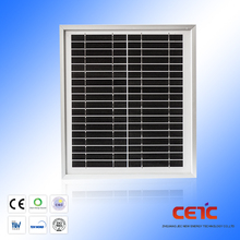 Best efficiency good quality monocrystalline solar panels 10 watt