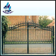 Steel Heat treated Metal Iron gate grill designs