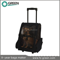 Pet products dog Carrier trolley pet carrier