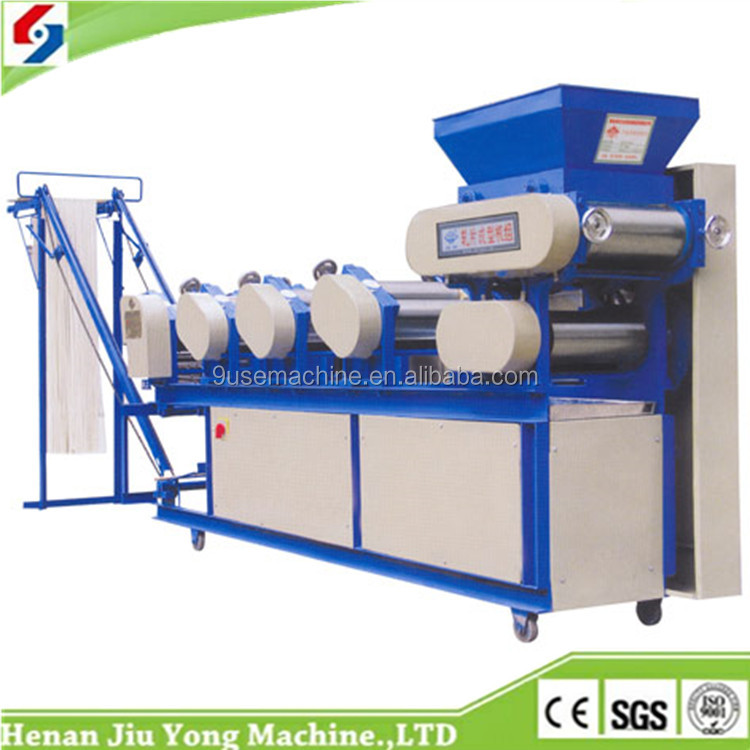 New design electric automatic price industrial pasta making machine