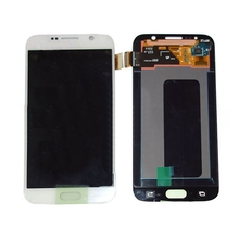 Wholesale Price For Samsung Galaxy S6 LCD Assembly Replacement Original LCD Tested One by One