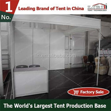 2016 New 3x3 shell scheme booths for trade show fair tent for sale