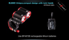 Ferei BL800C high power cree led bicycle light led headlight