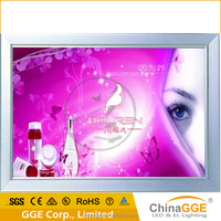 Aluminum profile shadow box led light kit with good performance and IC chip