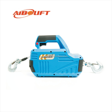 Professional made easy operating Electr Winch for Hoist