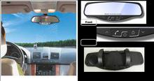 Rear View Bluetooth Mirror