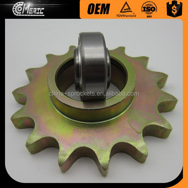ZINC PLATING TAPER BORE CHAIN AND SPROCKET
