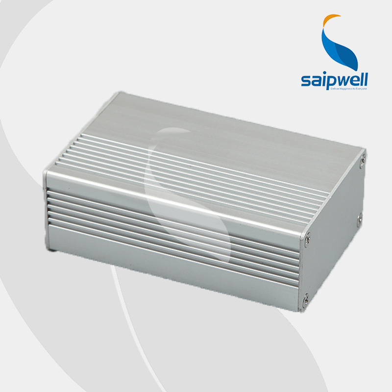 Electric Battery Box Aluminum Alloy Extruded Enclosure Power Supply Distribution Box