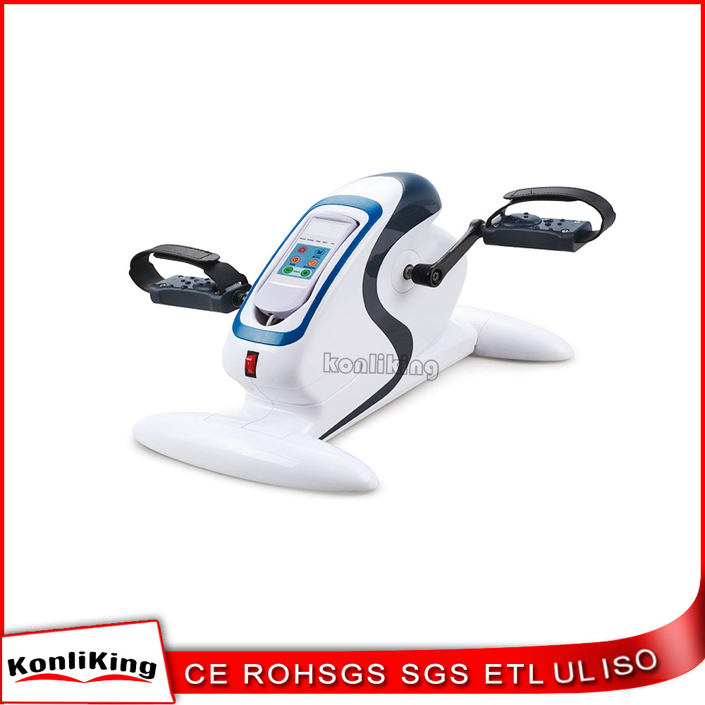 Home sports Equipment mini pedal exercise bike for elderly Automatic mini cycle pedal