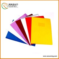 Hot Selling Custom cheap embossed leather PVC book covers