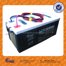 2015 hot sale deep cycle solar gel battery 12v 200ah with high quality low price