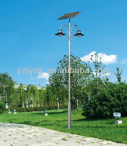 Energy Saving LED Solar Garden Light