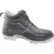 NMSAFETY soft PU outsole safety shoes/work shoes steel toe cap