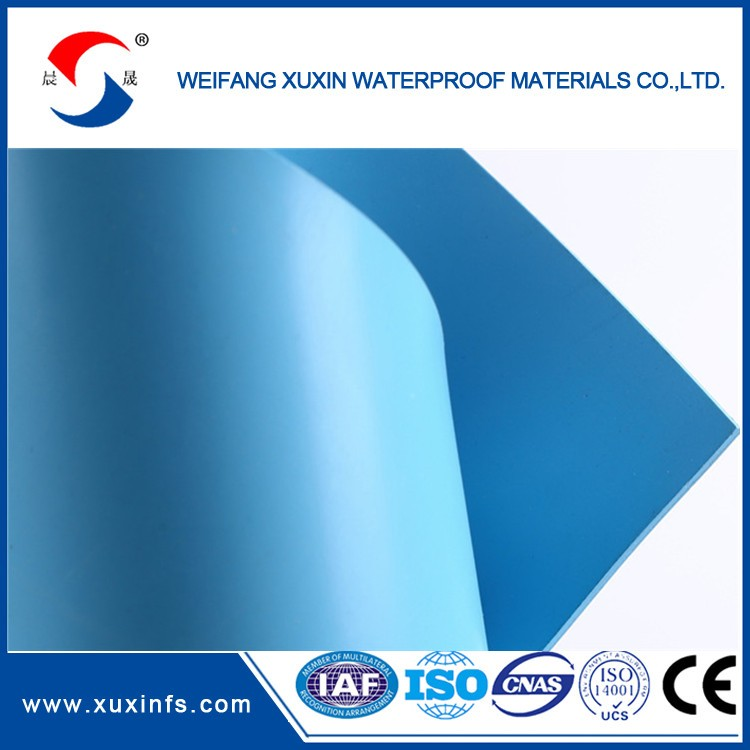 factory prices pvc roof garden waterproofing membrane fast delivery