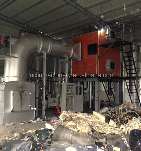 Daily Rubbish Incineration poultry incinerators for sales