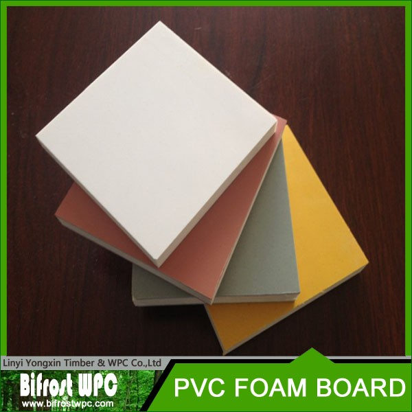 PVC Crust foam board / sheet with good quality