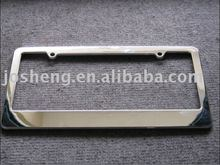 Car license plate frame JS008