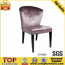 Metal Chinese Restaurant throne chairs living room chair