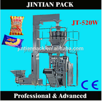 JT-520W automatic dried fruit packing machine /packaging machine
