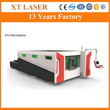 Chinese supplier Fiber laser cutting machines fully enclosed metal sheet machine 20mm carbon steel laser cutter