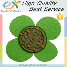 professionally custom felt applique for bag