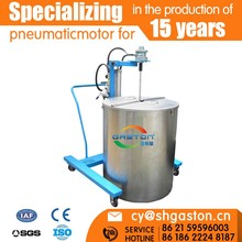 100% Quality Assured Series Replaceable Impeller Pneumatic Mixer/air pneumatic mixer/mixer machine
