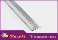 Strict quality control aluminium trims for tiles