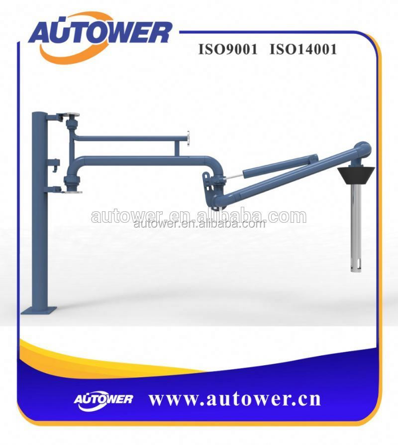 low complexity and installation Xylene top loading arm