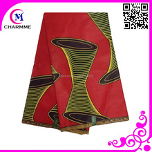 100% polyester wax print fabric african spandex african wax printed cotton fabric with low price